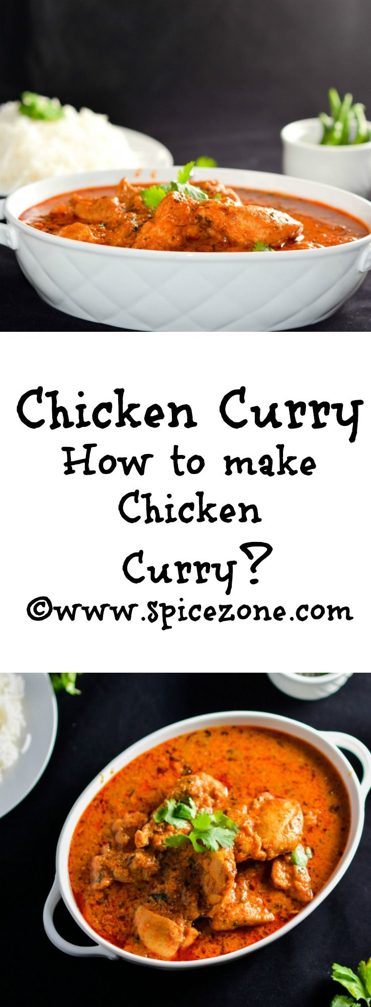 Chicken Curry | Recipe | Indian dinner recipes, Curry ...
