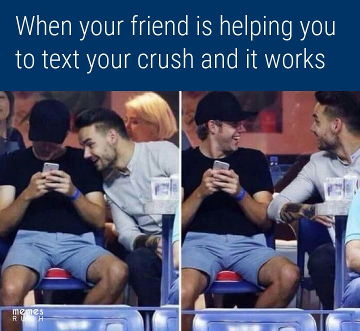 11 Funny Crush Memes That Will Make You Laugh With Images