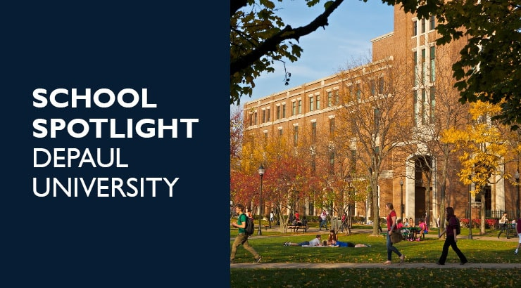 DePaul University in Chicago is the country's largest Catholic university, enr...#catholic #chicago #countrys #depaul #enr #largest #university