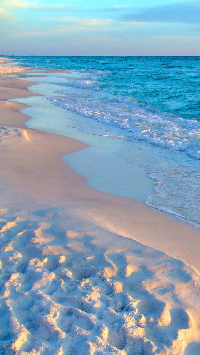 Beach iPhone wallpaper