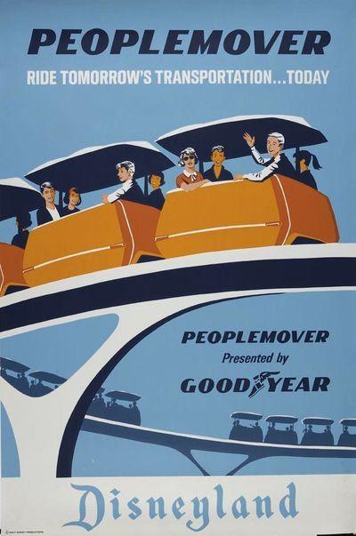 Tomorrow's transportation today!