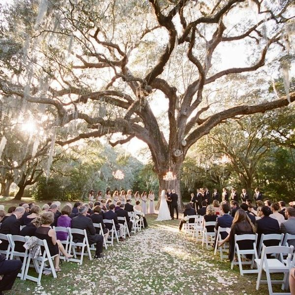 Outdoor Rustic Country Weddings Idea: The Hitchin Post: Outdoor Wedding Ideas