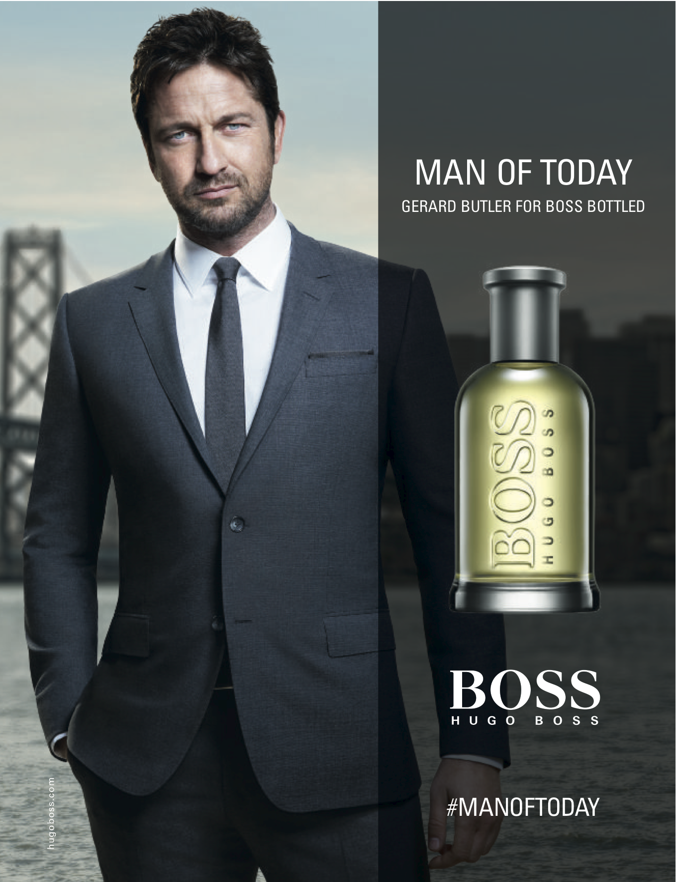 Pin By Pinsbykk On Fragrances In 2019 Gerard Butler Hugo Boss