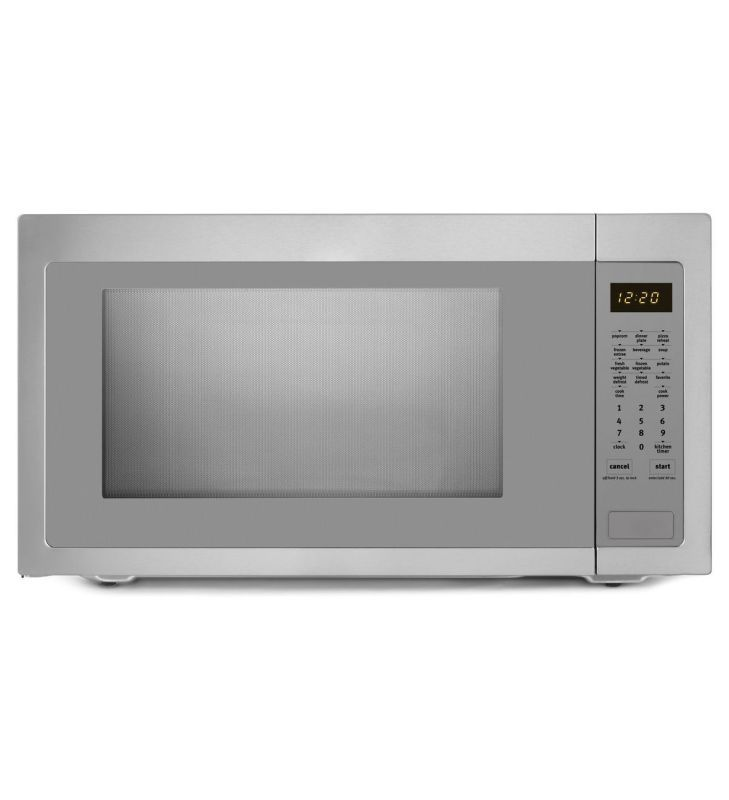 Whirlpool Umc5225d 24 Inch Wide 2 Cu Ft Countertop Microwave With Electronic Stainless Steel Ovens