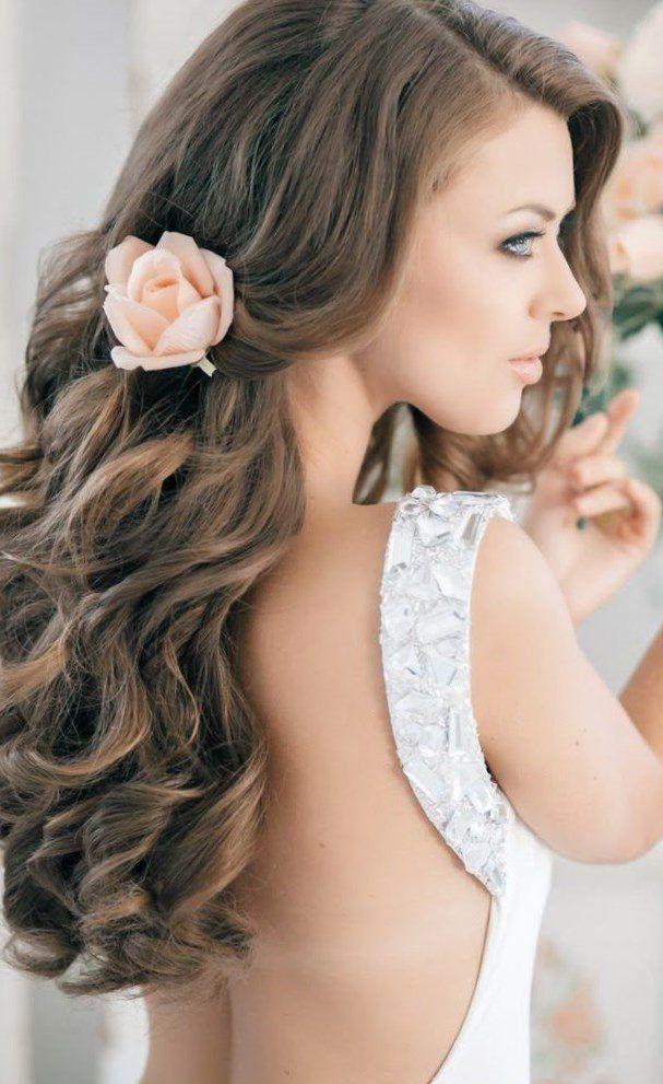 Offene Frisuren Hochzeit Stylehaare Info 433 Offene