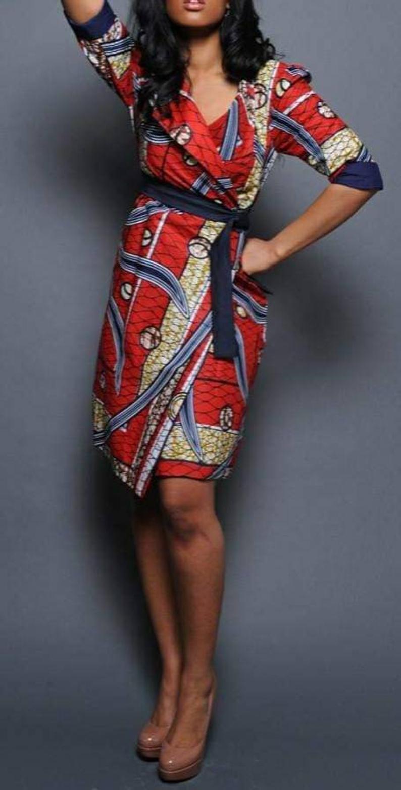31+ African wraps dress ideas