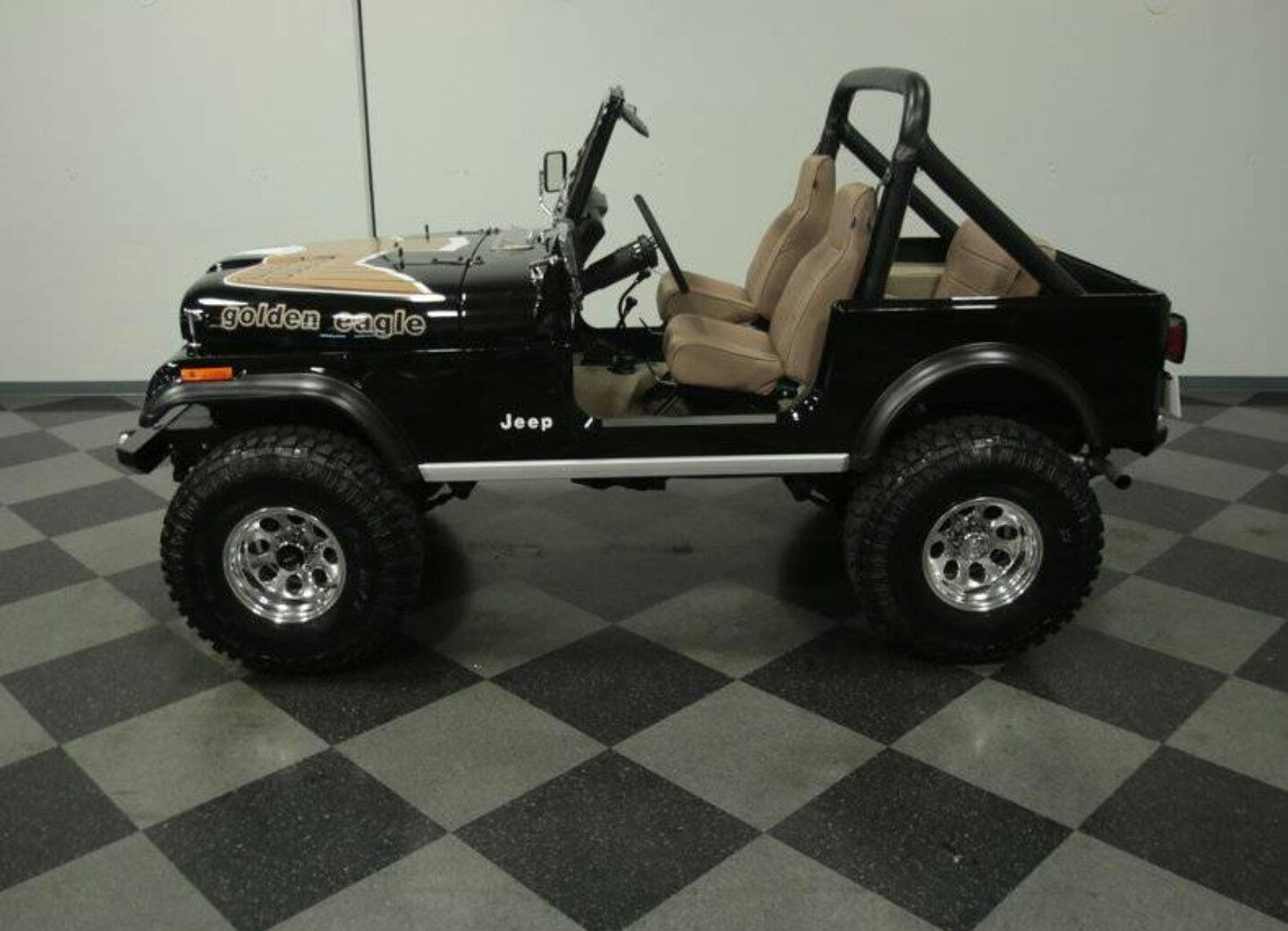 1985 Jeep Cj7 Golden Eagle Jeep Cj7 Jeep Cj Jeep Cj7 Mods