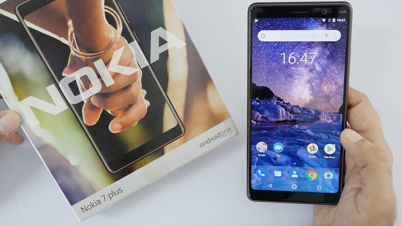 Nokia 7 Plus is getting Fix for the VoLTE issues rolled out