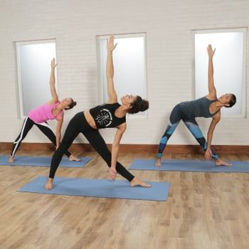 no gym needed with this athome fitness plan — all the