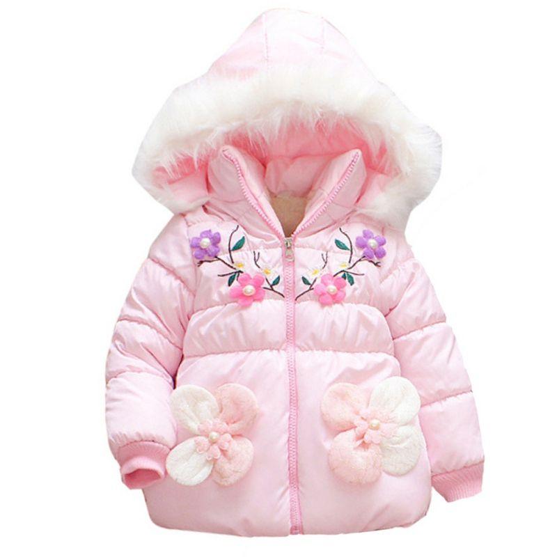 3ec046c75 2018 New Winter children s coat girls down cotton girls cotton ...