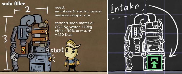 Image Result For Oxygen Not Included Art Concept Art Game Art Copper Material