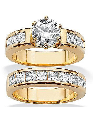 404 Not Found Gold Plated Wedding Band Engagement Rings Wedding Bands Set Engagement Rings Bridal Sets