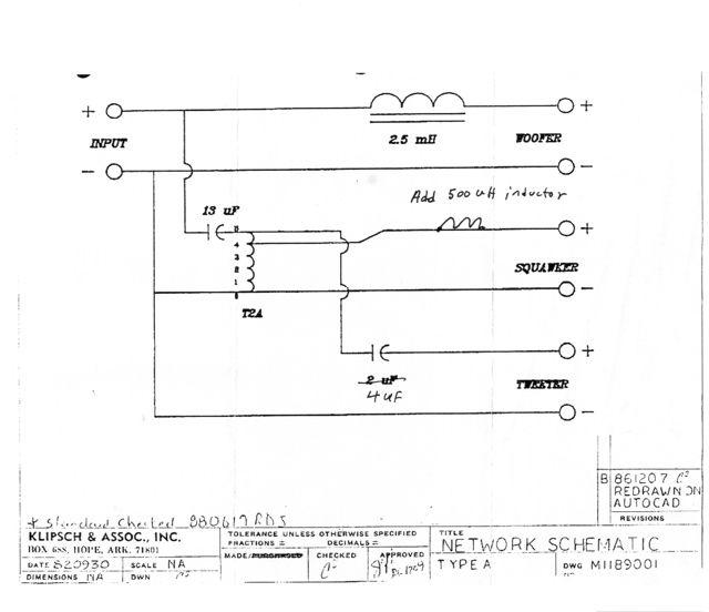ALK Engineering crossover schematics - Szukaj w Google   DIY Horn ...