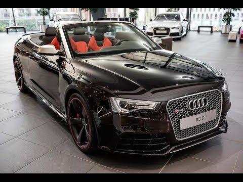 Audi Rs5 Convertible Audi Audi Rs5 Audi Cars