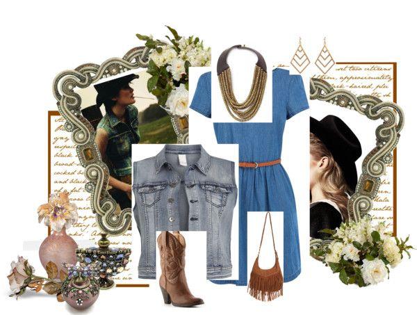 """southern fashion"" by rileyjace ❤ liked on Polyvore"
