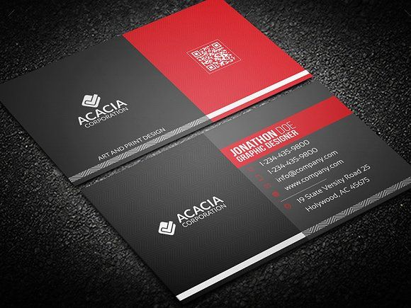 Rongin business card business cards business and unique business free business cards reheart Images