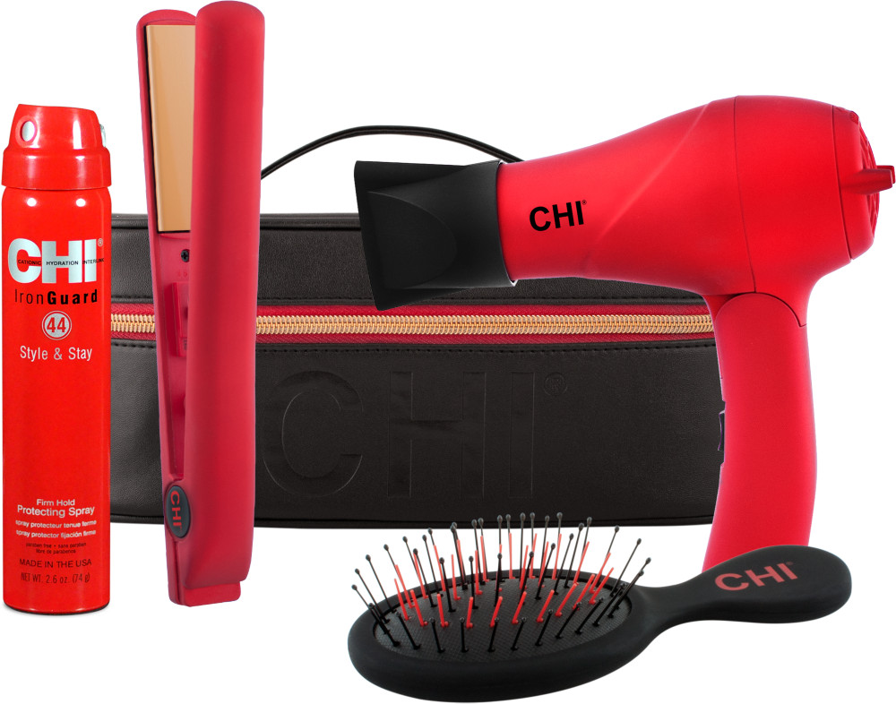 Chi Essentials Travel Kit Ulta Beauty Travel Size Products Travel Hair Dryer Travel Hairstyles