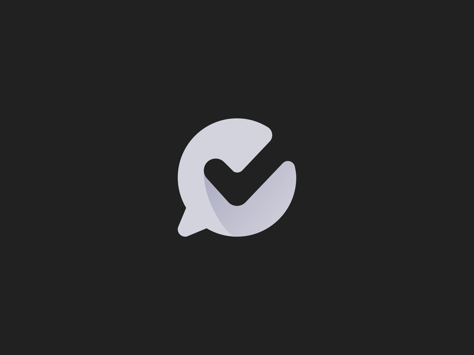 Chat Monogram Concept Concept Monogram Vimeo Logo