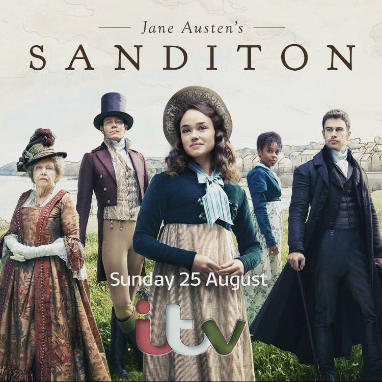 Sanditon 2019 Sanditon 2019 Jane Austen Movies Tv Shows Online