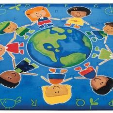 Discount Classroom Rugs   Factory Seconds Save Teachers Money