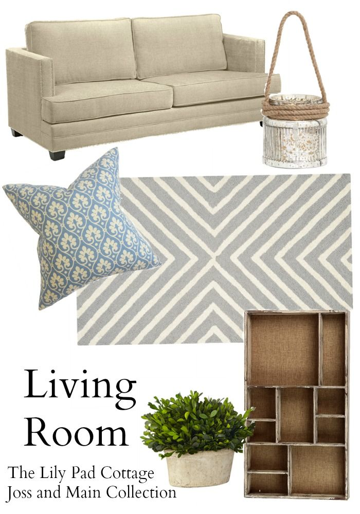 The Lily Pad Cottage Joss And Main Sneak Peek Home Decor