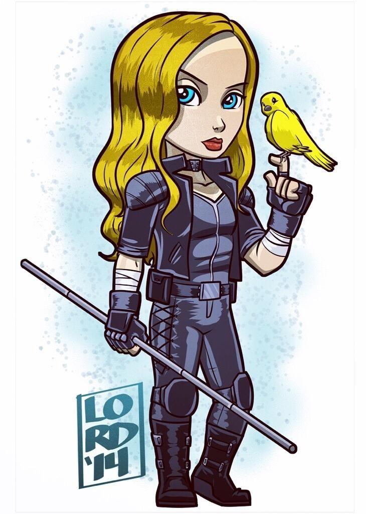 نتیجه تصویری برای white canary fan art Pinterest