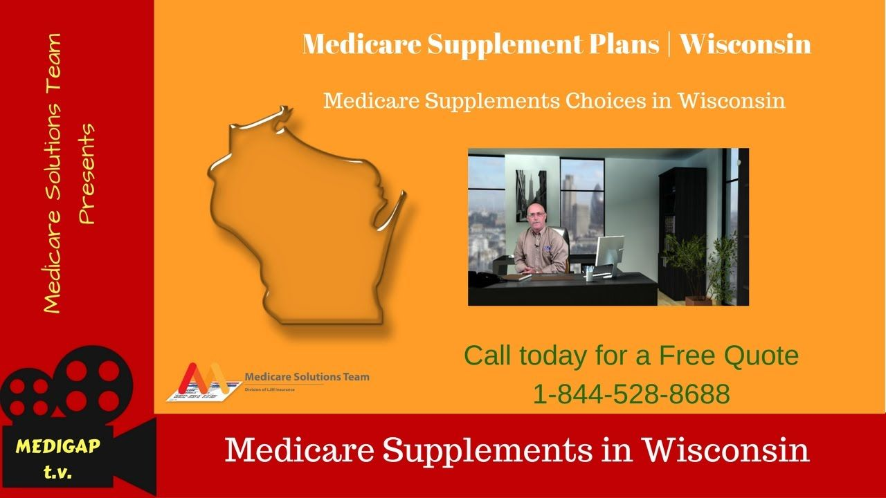 Medicare Supplement Plans Wisconsin Best Medicare Supplement