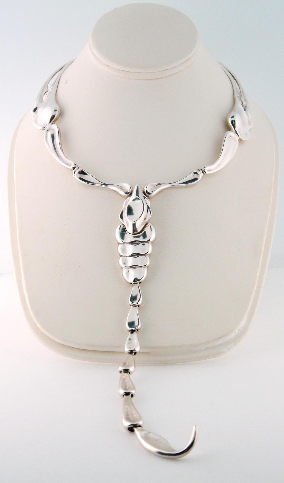 a2bddedb42a16 Description: Estate Tiffany Co by Elsa Peretti Sterling Silver ...