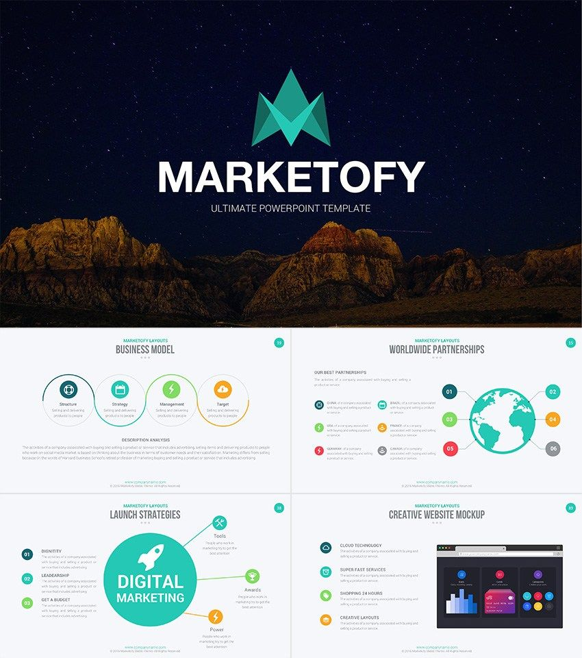 marketofy-business-ppt-template-layout | professional powerpoint, Presentation templates