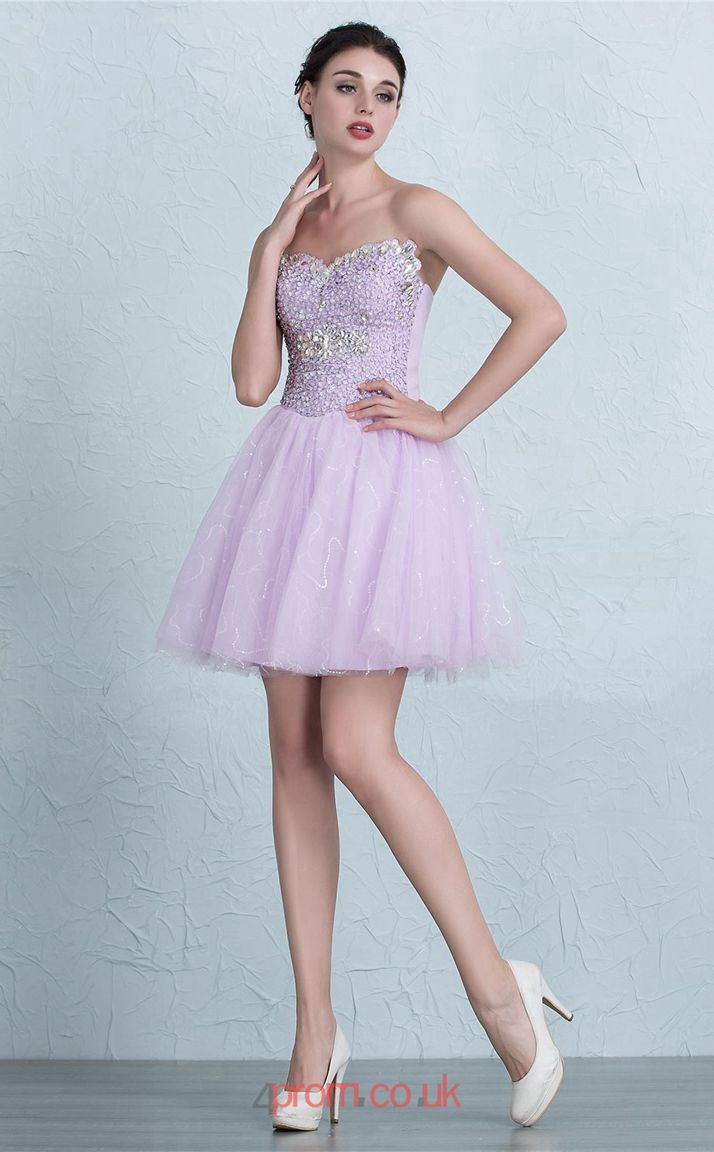 Outstanding Cheap Short Pink Prom Dresses Collection - All Wedding ...