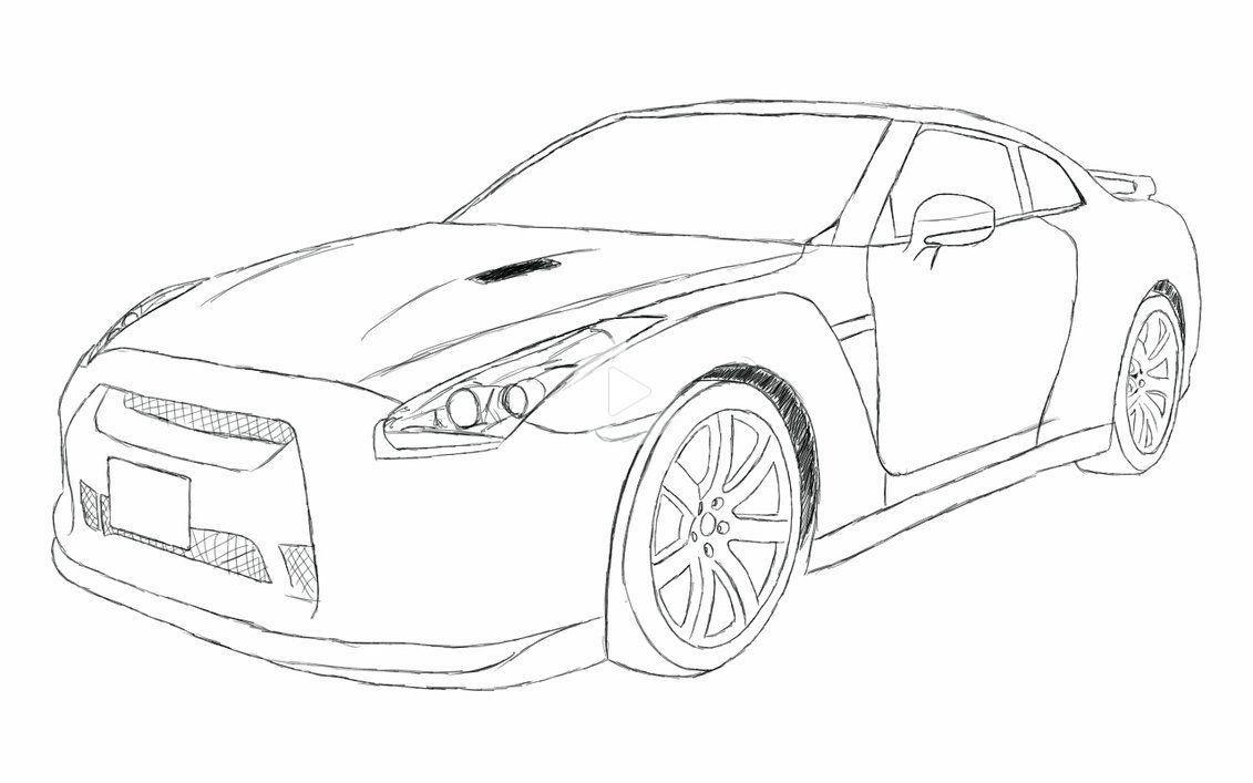 Redirecting in 12  Nissan gtr, Gtr drawing, Gtr