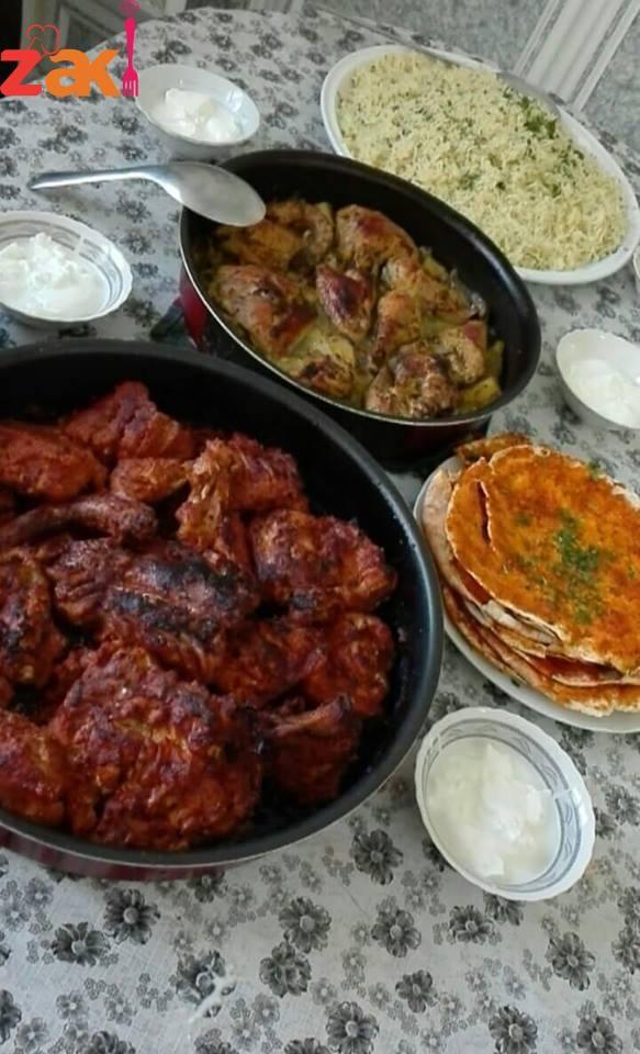 طريقة تتبيلة الجاج التركي التتبيلة يا صبايا روووعة معكم صديقة زاكي المميزة الشيف Ameera Awad طريقة تتبيلة الجاج التركي Cooking Recipes Cooking Chicken Recipes
