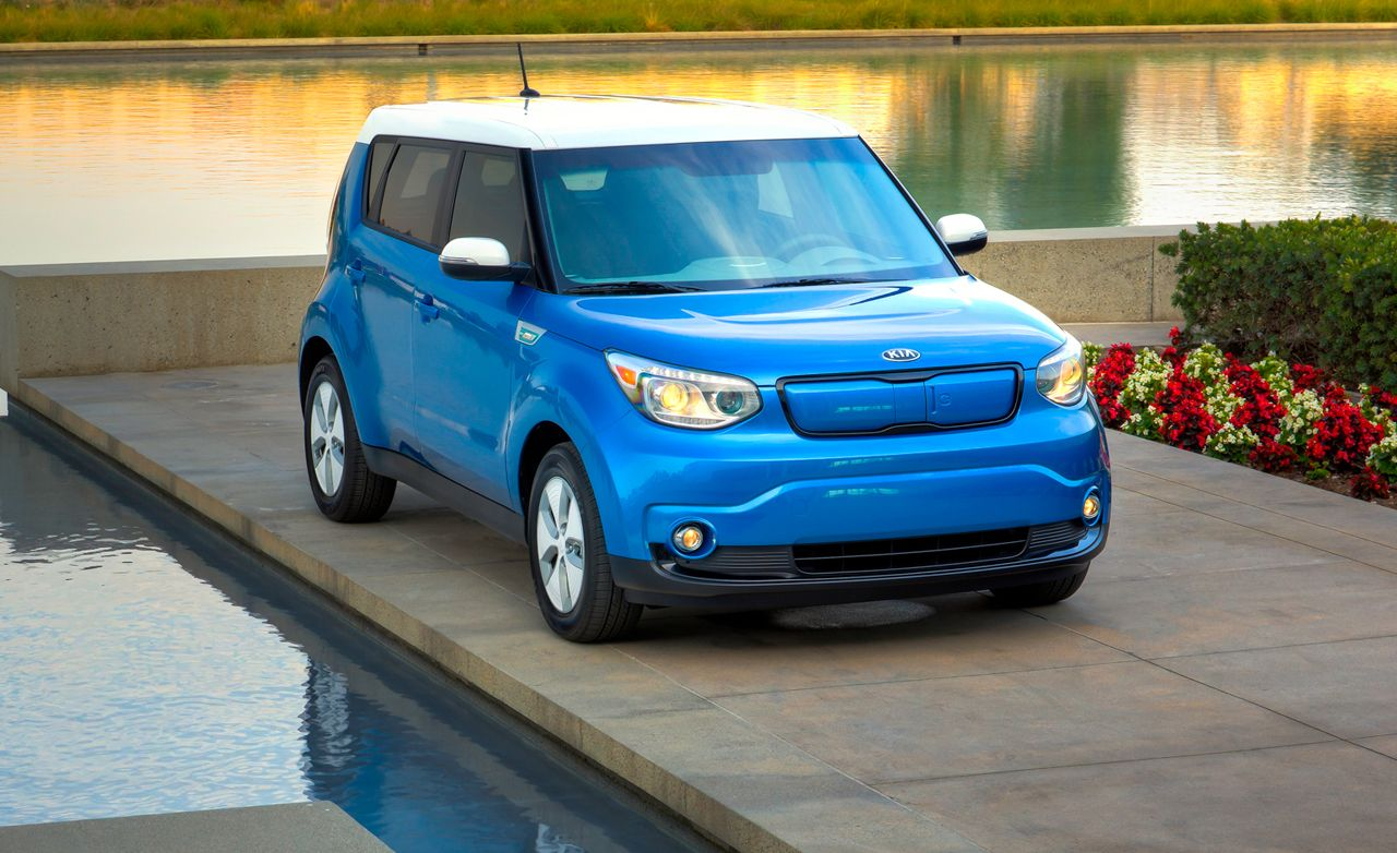 2020 Kia Soul EV Review, Pricing, and Specs Kia soul