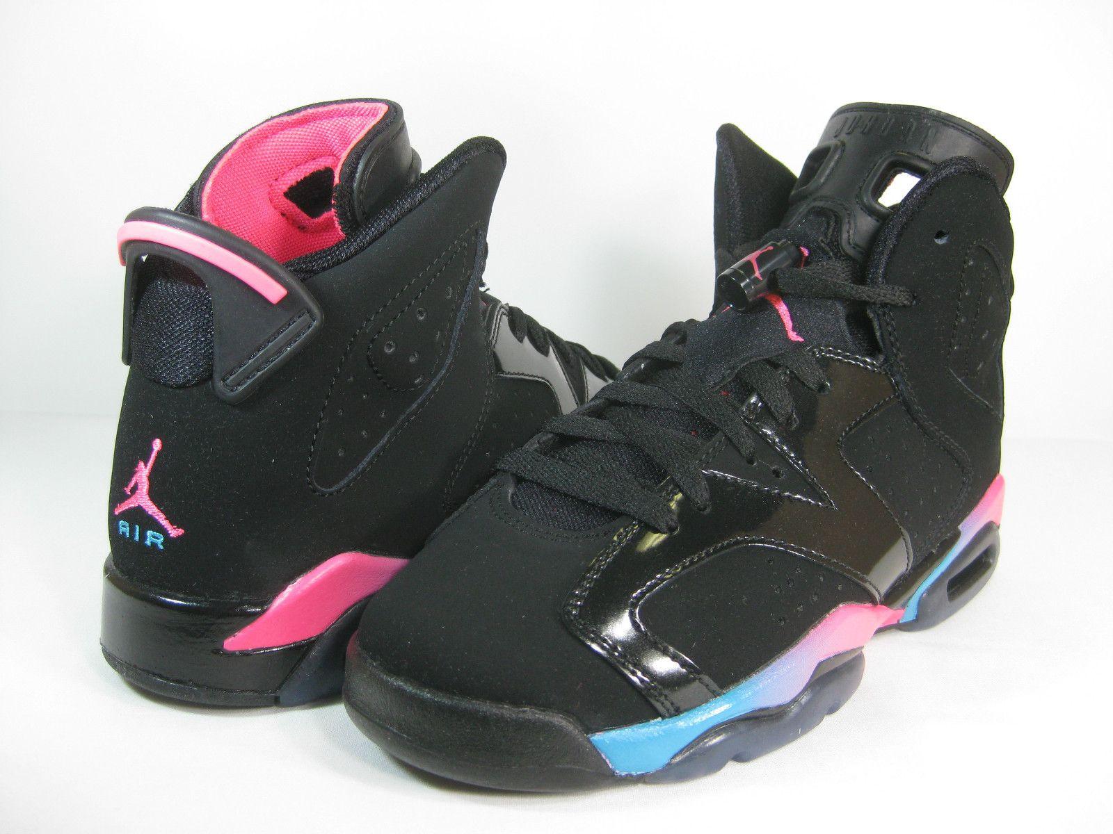 """jordans Pink Flash"""" for sale, girls air jordans 6"""