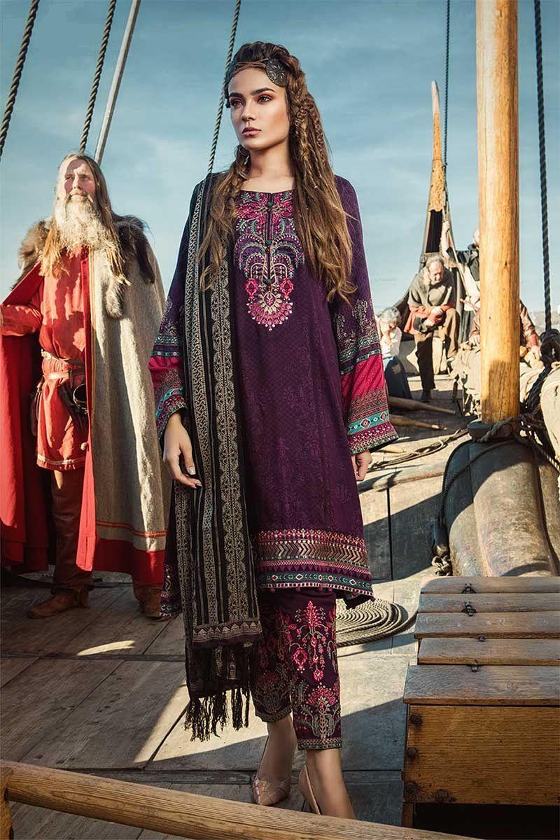 cdc8376397 Maria b Linen Collection 2019-13 | 1000 Designs Of Pakistai Designer ...