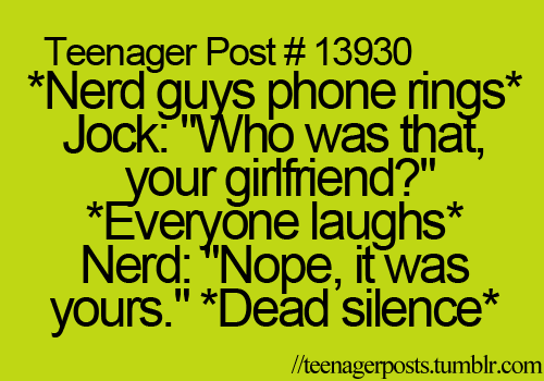 Hi There Teenager Posts Funny Funny Quotes Funny Comebacks