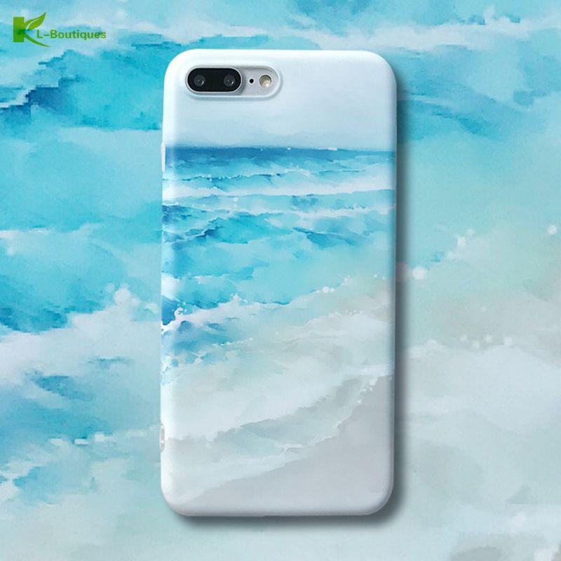 coque iphone 7 plage