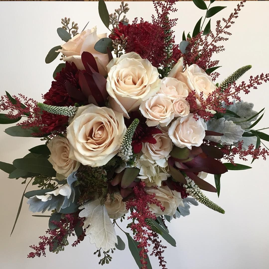 Wedding Bouquets Without Flowers: Wedding Bouquets Bride, Fall Wedding
