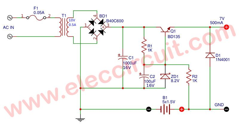 Awe Inspiring Typical Ups Circuit Diagram Basic Electronics Wiring Diagram Wiring Digital Resources Anistprontobusorg