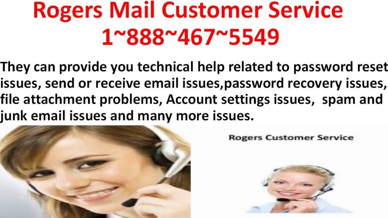 Rogers Email Technical Support Phone Number (Tech Support