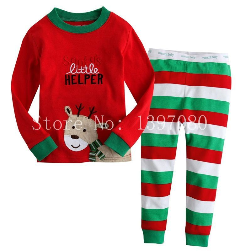lovely spring new year cotton long sleeves baby kids children suits