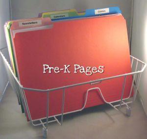 Dish drainer file organizer via www.pre-kpages.com