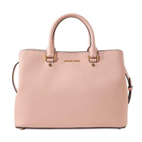 MICHAEL MICHAEL KORS Savannah Lg Satchel. #michaelmichaelkors #bags #shoulder bags #hand bags #leather #satchel #