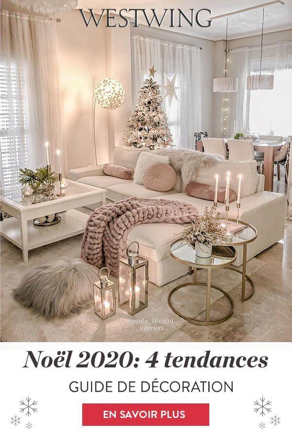 Photo of Les 4 tendances déco de Noël 2020