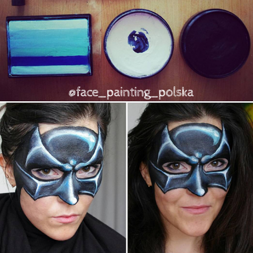 Make sure you are following Face_paint_polska on IG Maquillage