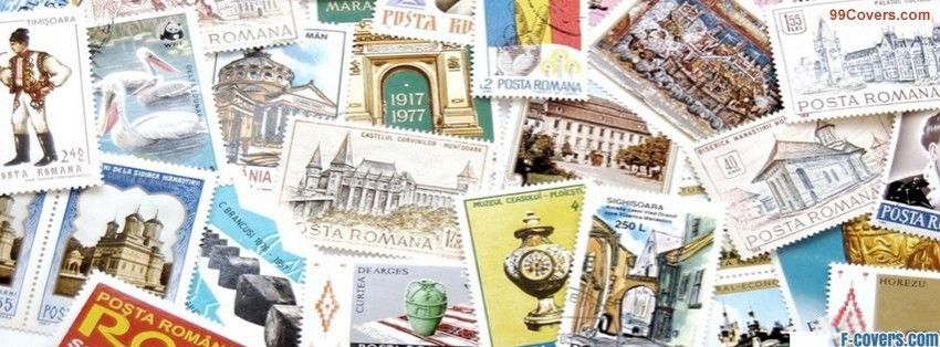 post stamps collage facebook cover elena pinterest collage and