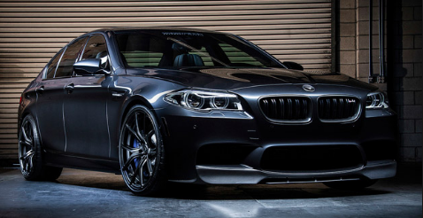 2018 BMW M5 Design Exterior Engine Performance