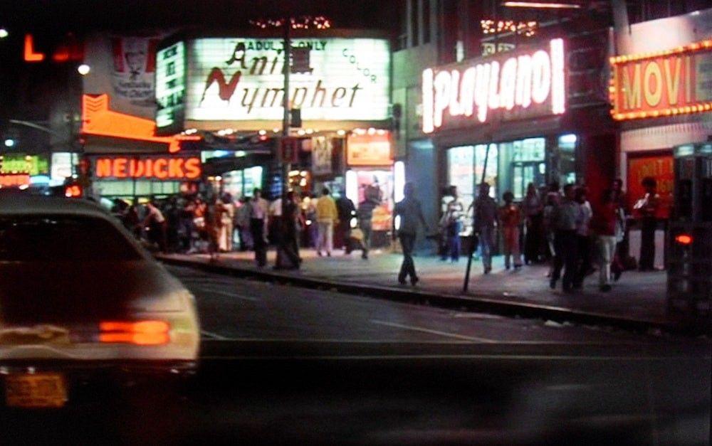 Resultado de imagem para new york taxi driver movie