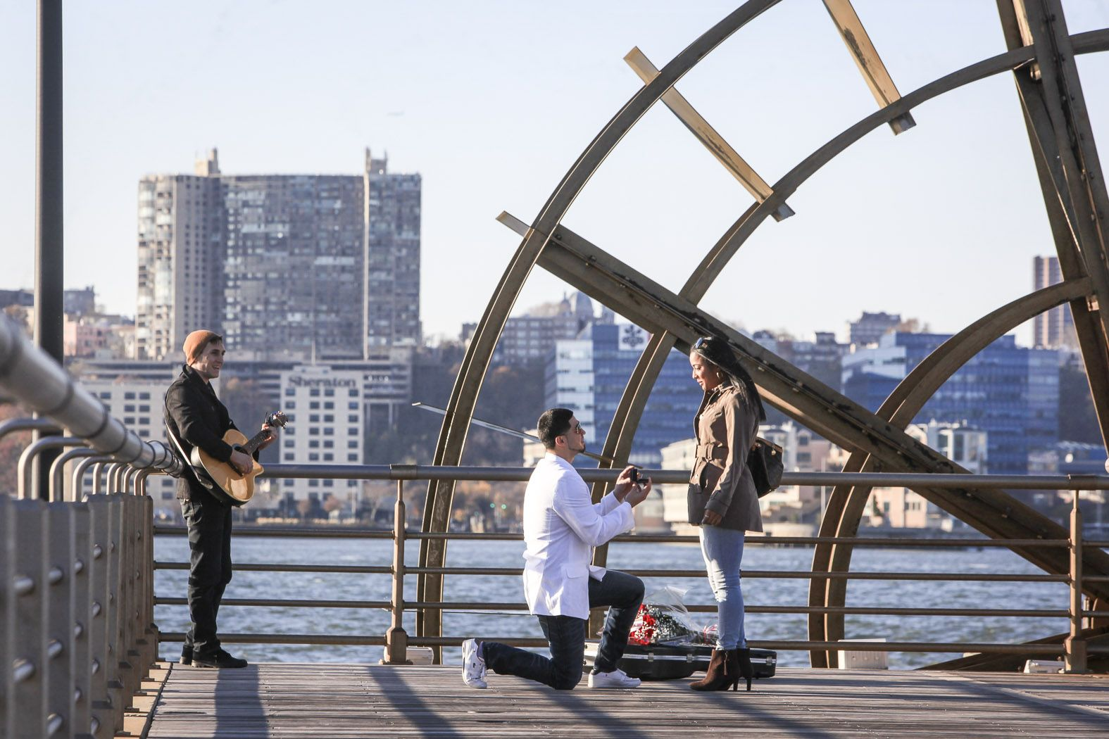 places to propose in new york casual new pinterest proposals