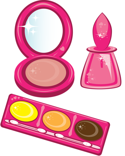 Makeup Clip Art: Spa, Clip Art And Background